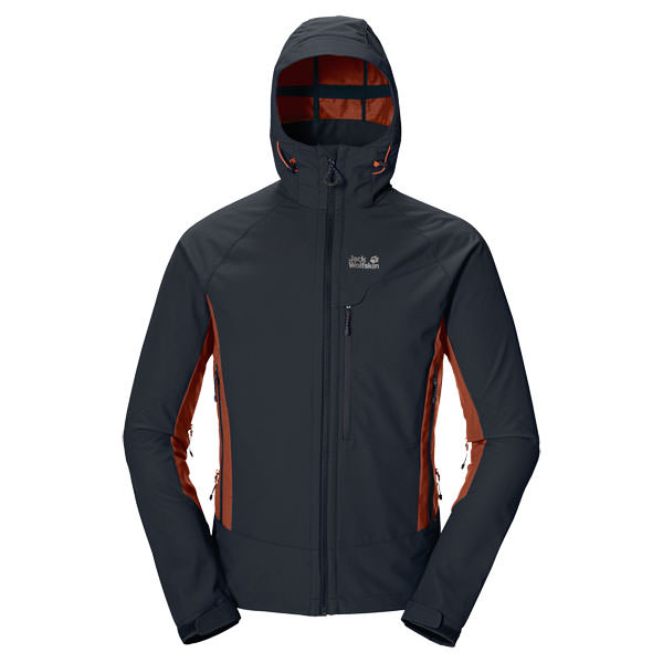 Jack Wolfskin Nucleon Jacket - Night Blue