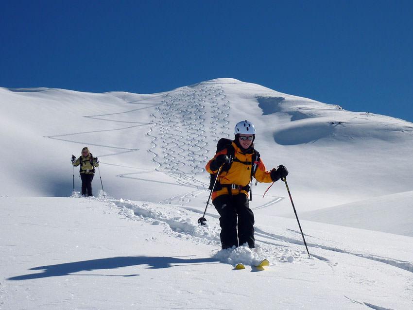 Osttirol - Skitourabfahrt