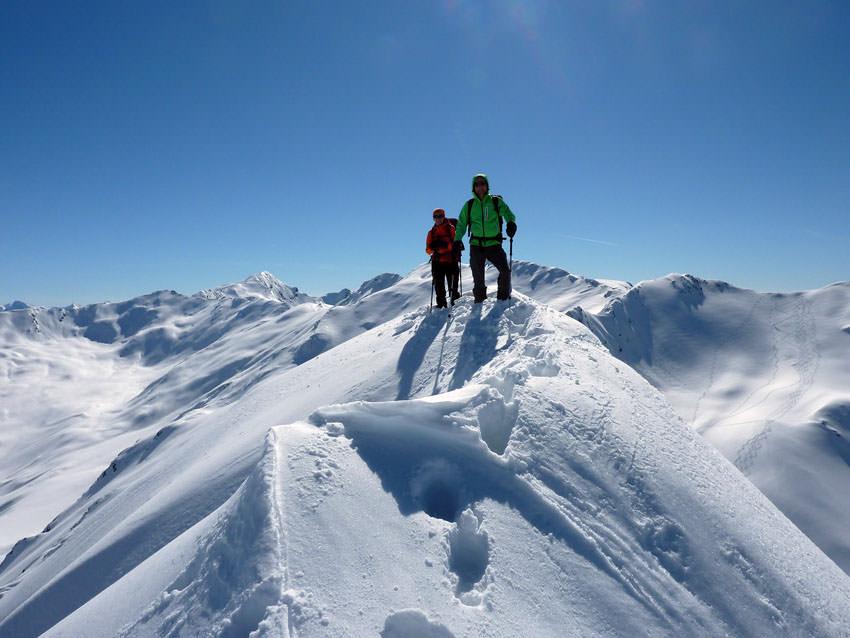 Osttirol - Skitourgipfel