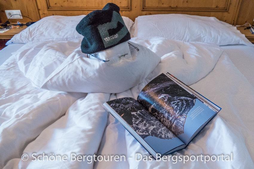 Hotel Magdalenahof - Dekoration der Zimmermaedchen
