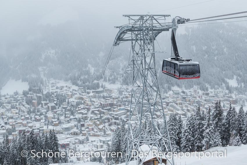 Davos Klosters - Jakobshornbahn