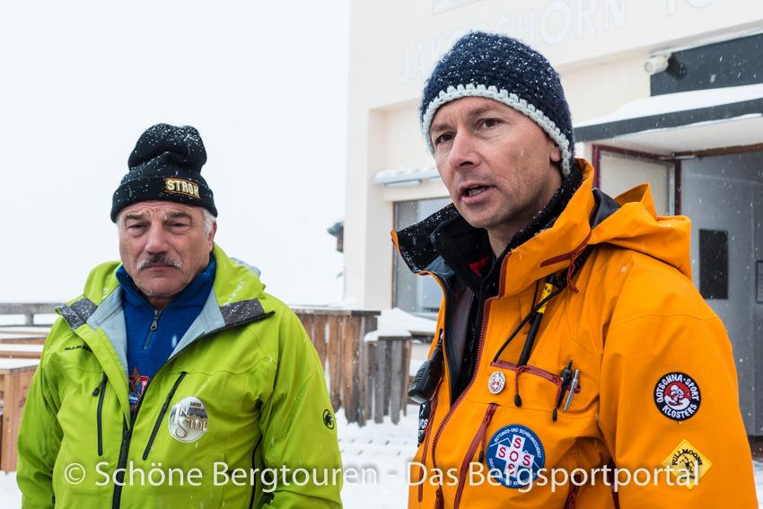 Davos Klosters - Skilehrer und Bergretter