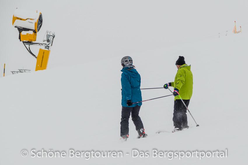 Davos Klosters - Skifahren fuer Anfaenger