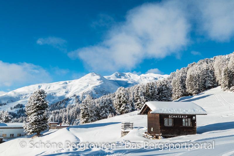 Davos Klosters - Auf der Schatzalp