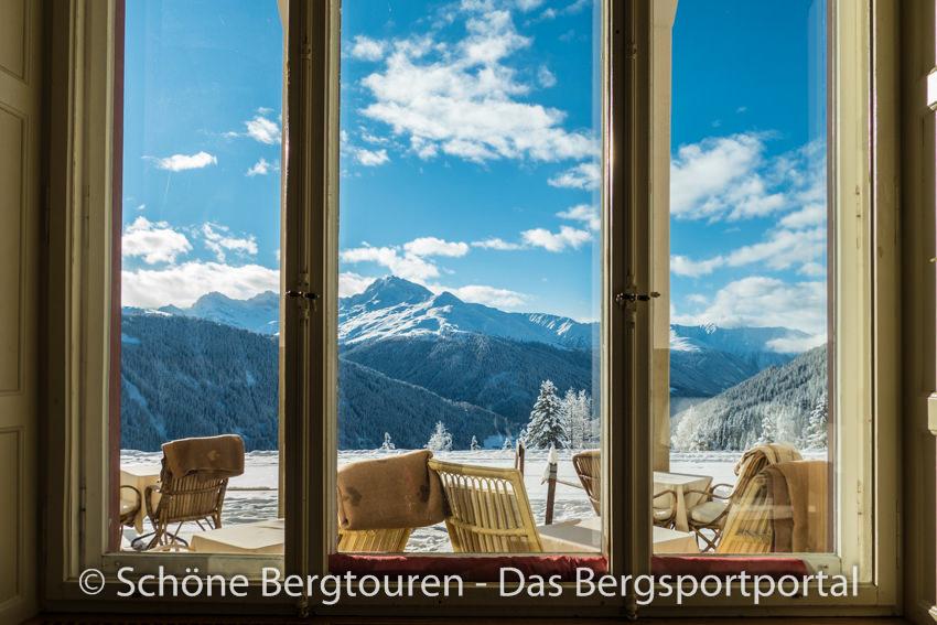 Davos Klosters - Berghotel Schatzalp