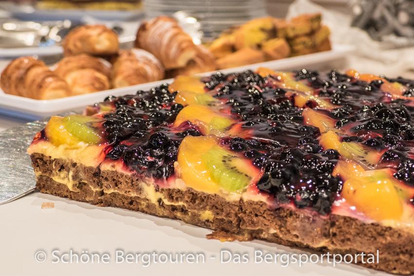 Hotel Magdalenahof - Fruechtekuchen