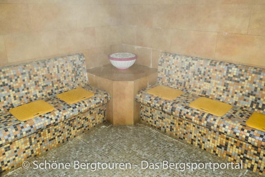 Hotel Magdalenahof - Tuerkische Dampfbad