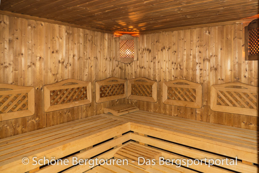 Hotel Magdalenahof - Finnische Sauna