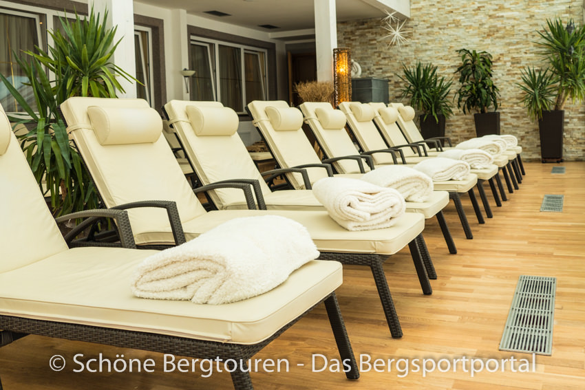 Hotel Magdalenahof - Panorama-Wintergarten
