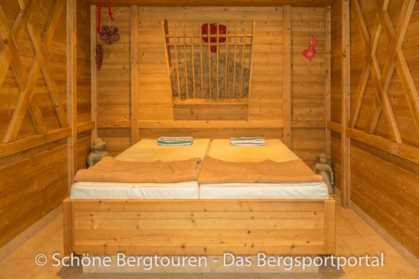 Hotel Magdalenahof - Raum für das Heubad