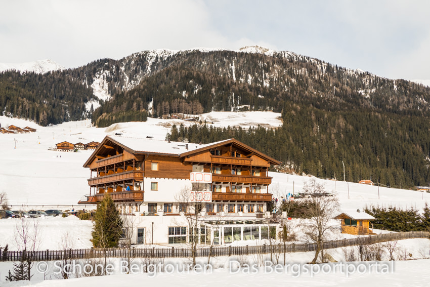 Hotel Magdalenahof - Aussenansicht
