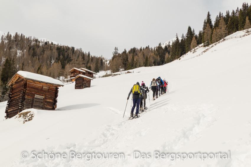 Hotel Magdalenahof - Schneeschuhwanderung