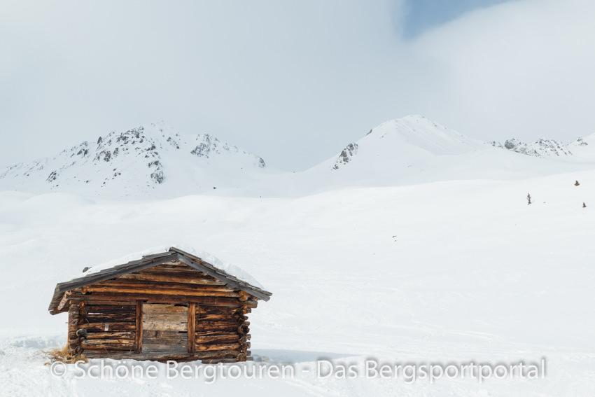 Hotel Magdalenahof - Skitourengebiet