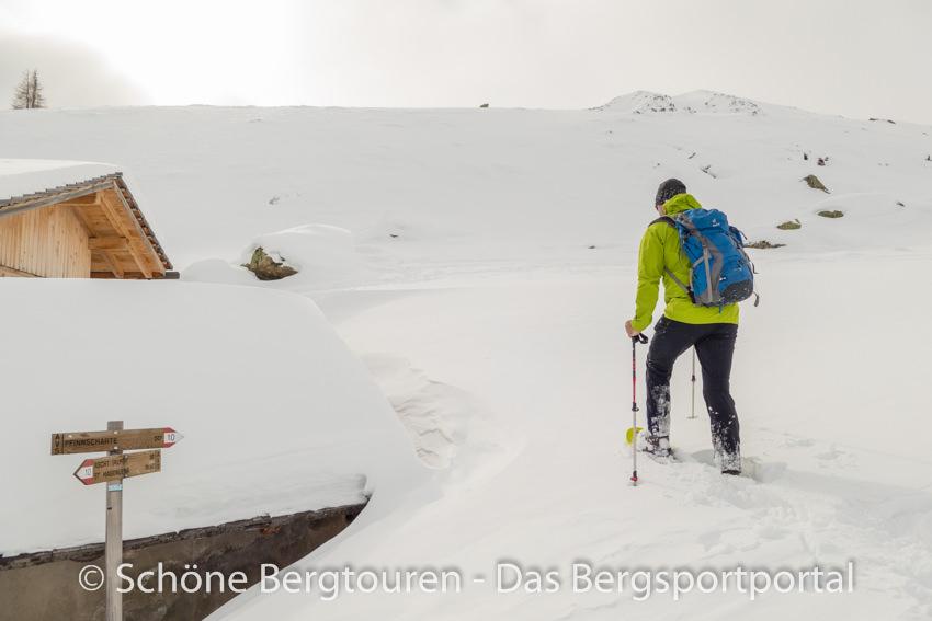 Hotel Magdalenahof - Schneeschuhwandern