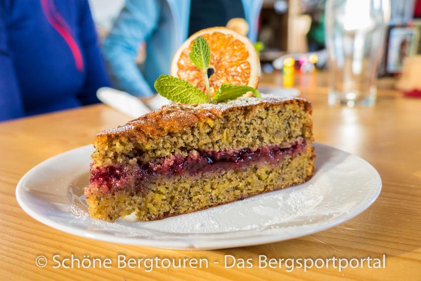 Hotel Magdalenahof - Buchweizenkuchen