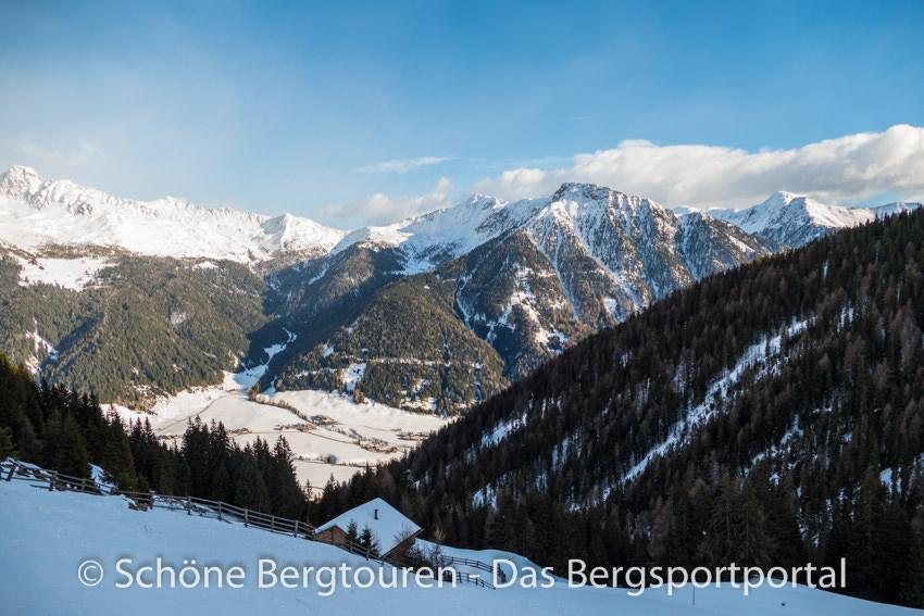 Hotel Magdalenahof - Villgratner Berge
