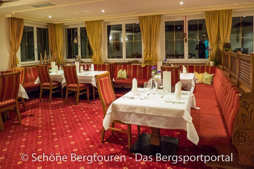 Hotel Magdalenahof - Speisesaal