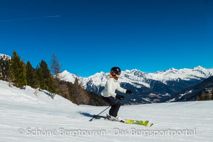 Tauferer Ahrntal - Skigebiet Speikboden