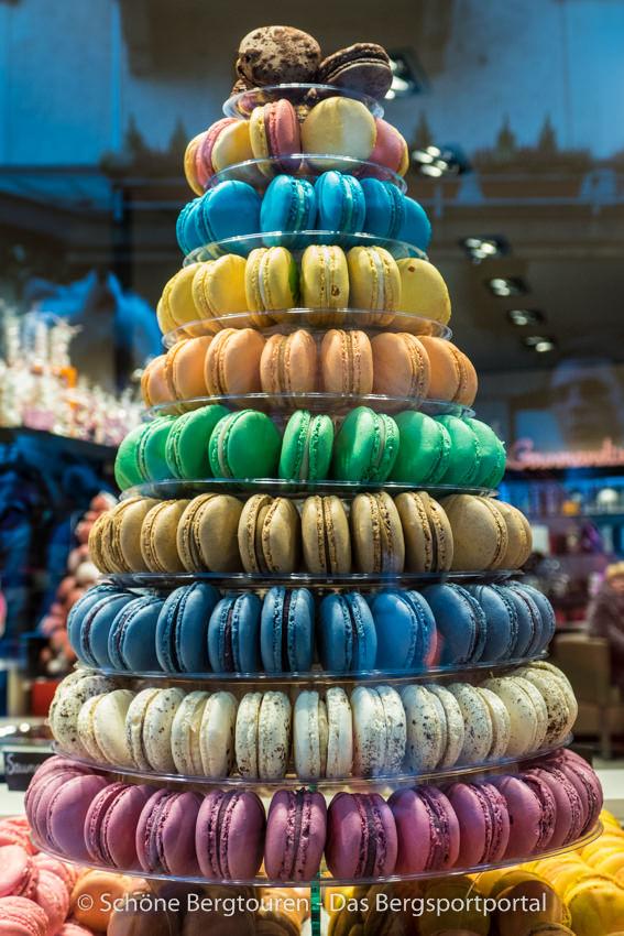 Chamonix - Macarons