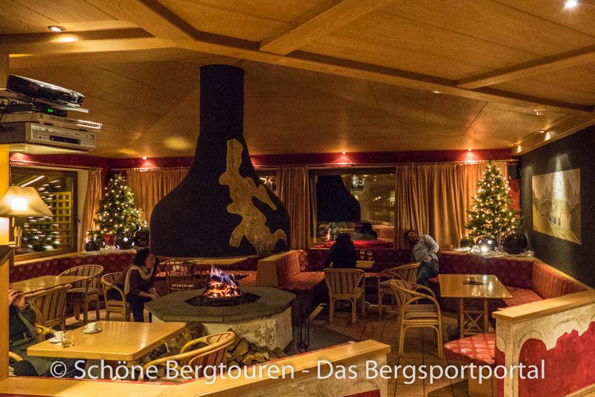 Hotel Kreuzbergpass - Kaminzimmer