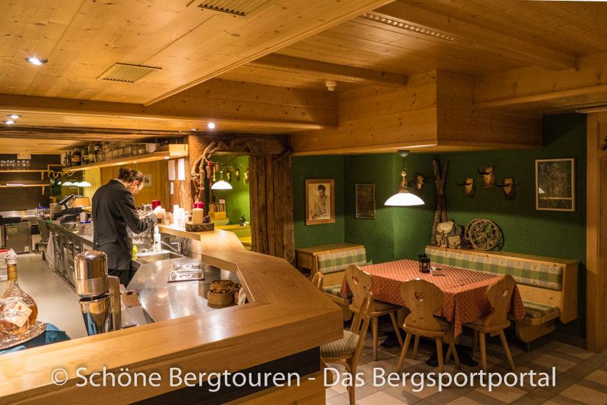 Hotel Kreuzbergpass - Hotelbar