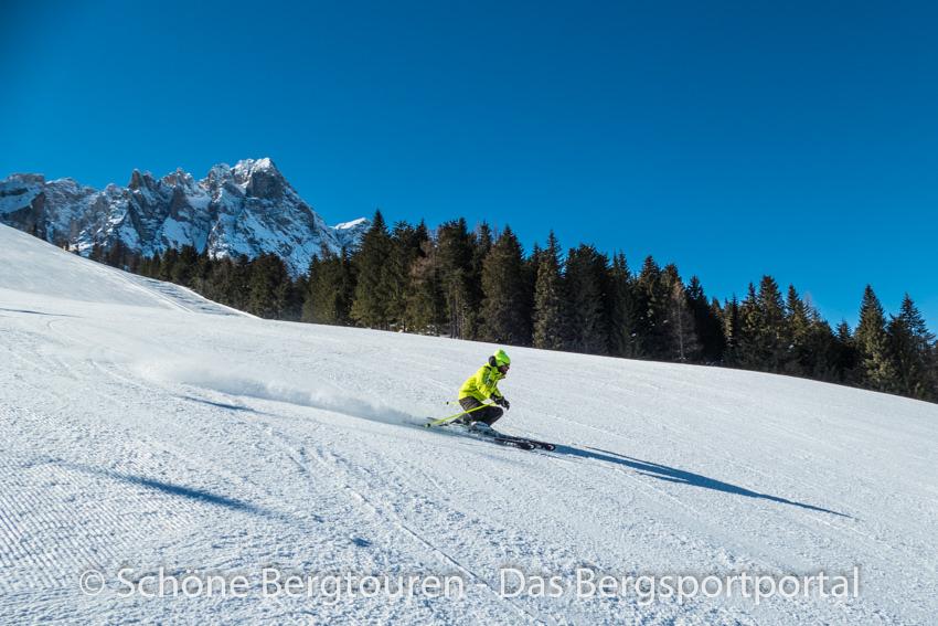 Hotel Kreuzbergpass - Skilehrer Hannes