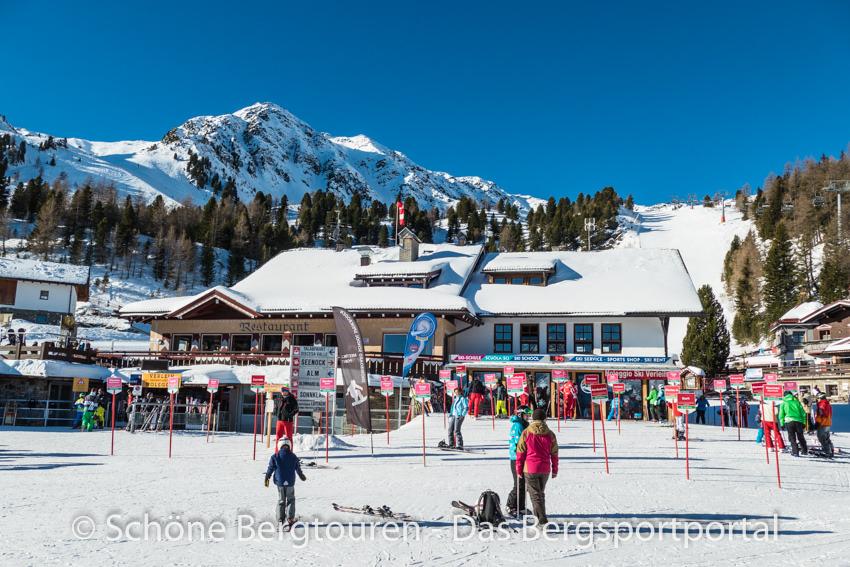 Tauferer Ahrntal - Bergrestaurant Speikboden