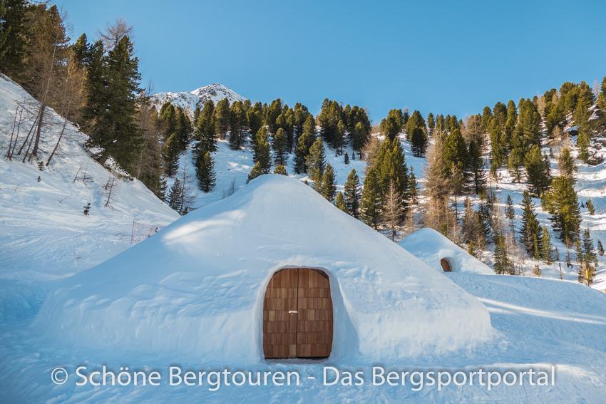 Tauferer Ahrntal - Mountain Iglus