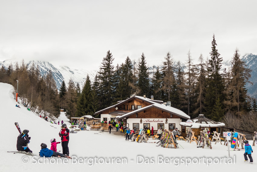 Tauferer Ahrntal - Almboden am Klausberg