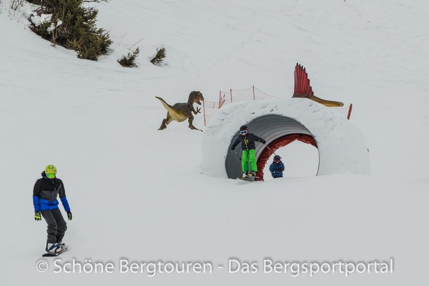 Tauferer Ahrntal - Dino Fun Line