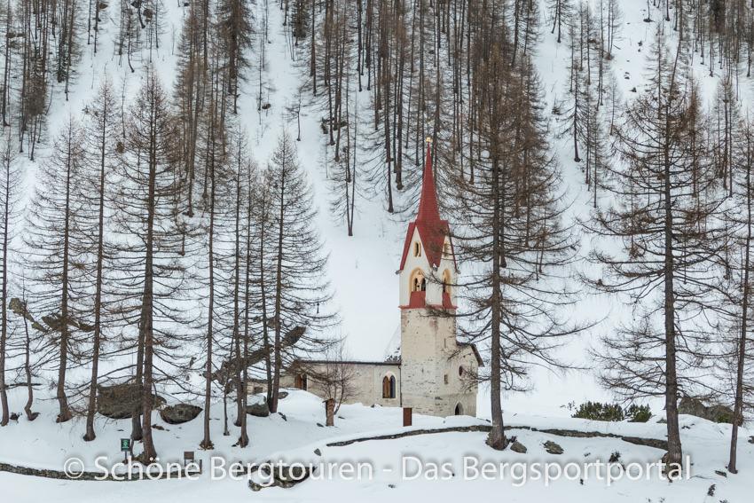 Tauferer Ahrntal - Heilig-Geist-Kirche