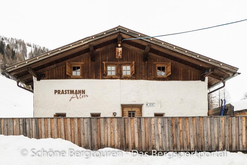 Tauferer Ahrntal - Prastmannalm
