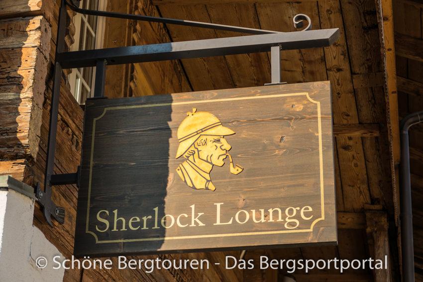 Haslital - Sherlock Lounge in Meiringen