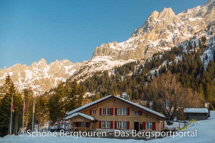 Haslital - Chalet Hotel Schwarzwaldalp