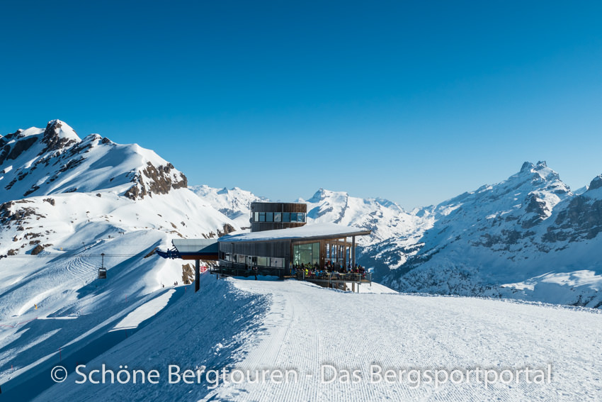 Haslital - Panoramarestaurant Alpen tower