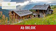 Hotel Magdalenahof – Farbenspiele und Herbstgenüsse in Südtirol… _______________________________________________ Angebotsbeschreibung/Leistungen: Der Herbst in den alpinen Regionen ist ein besonderes Naturschauspiel. Die bewaldeten Berghänge im Gsiesertal zeigen sich in ihrer schönsten […]