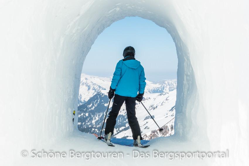 Haslital - Minitunnel