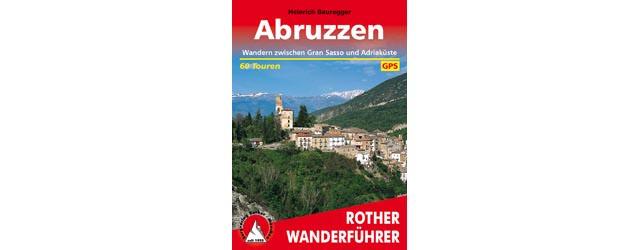 Rother Wanderfuehrer Abruzzen - Cover