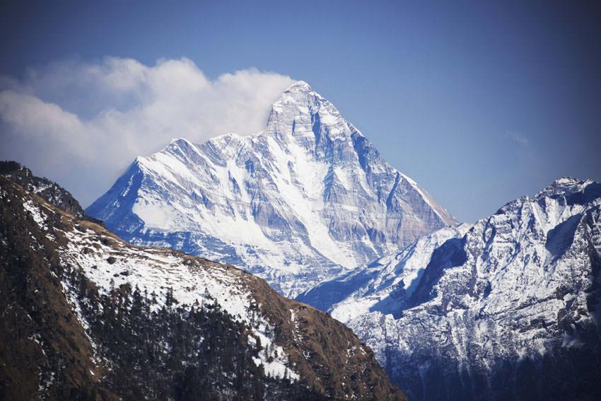Messners Himalaya - Nanda Devi