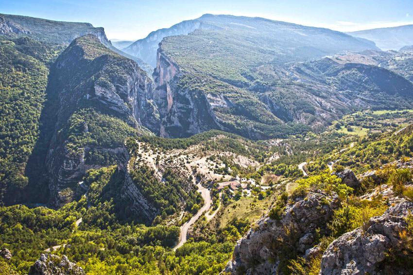 Bergwelten - Verdonschlucht
