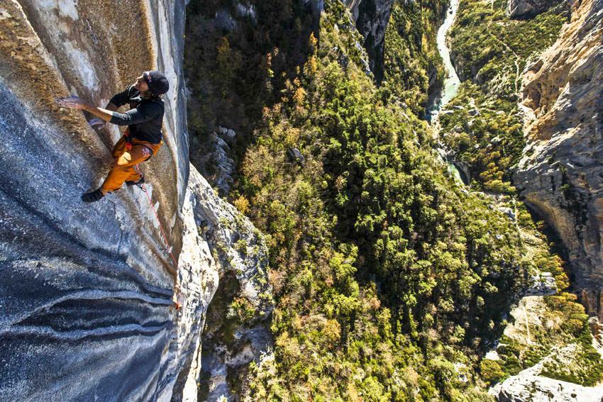Bergwelten - Stefan Glowacz in der Verdonschlucht