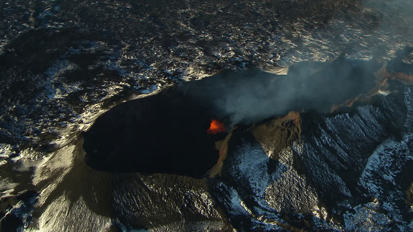 Biwak - Vulkan