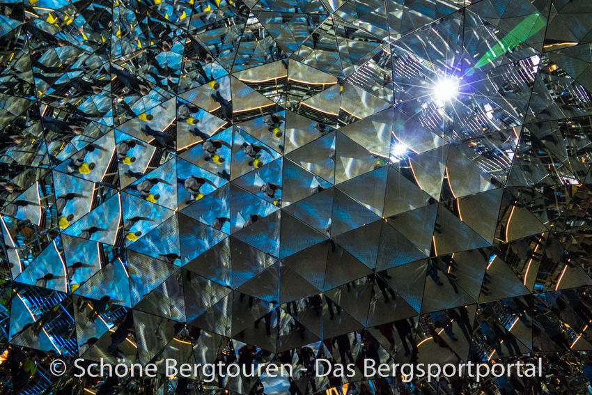 Swarovski Kristallwelten - Spiegelraum