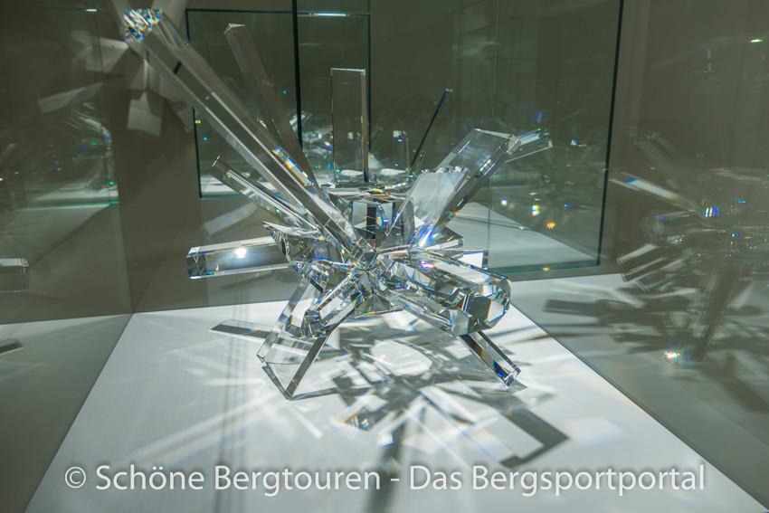 Swarovski Kristallwelten - Kristallform