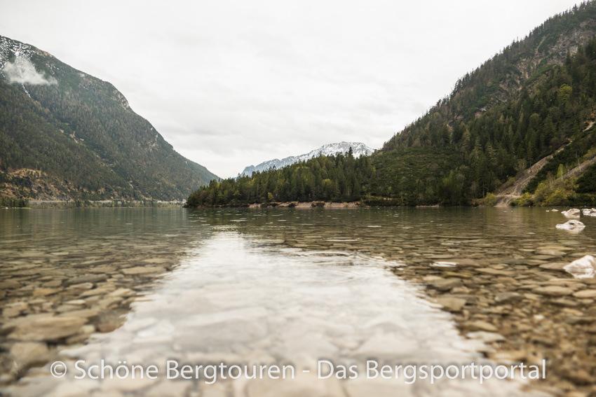 Achensee - Regentropfen