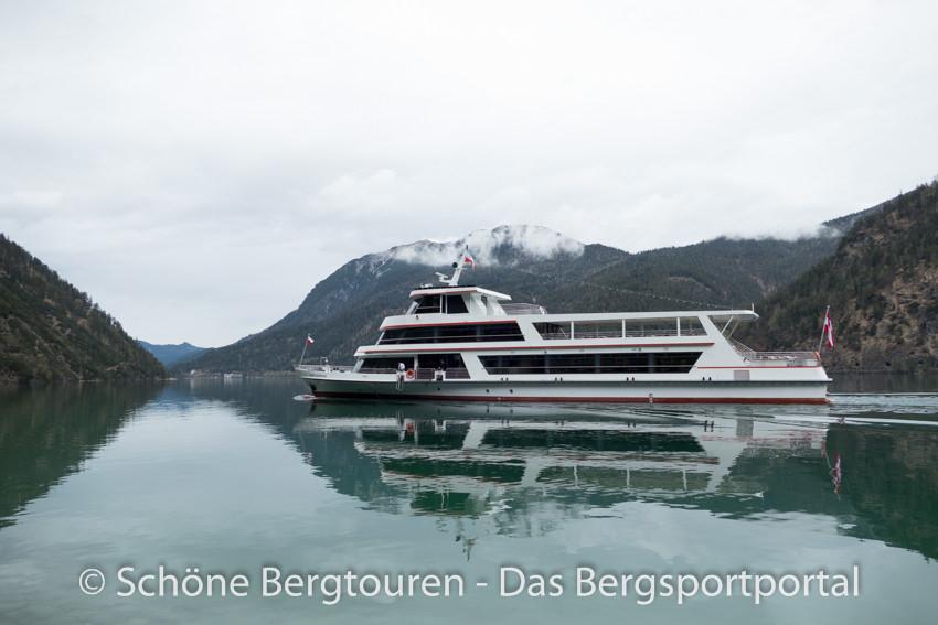 Achensee - Schiff
