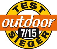 Outdoor Testsieger 07 2015