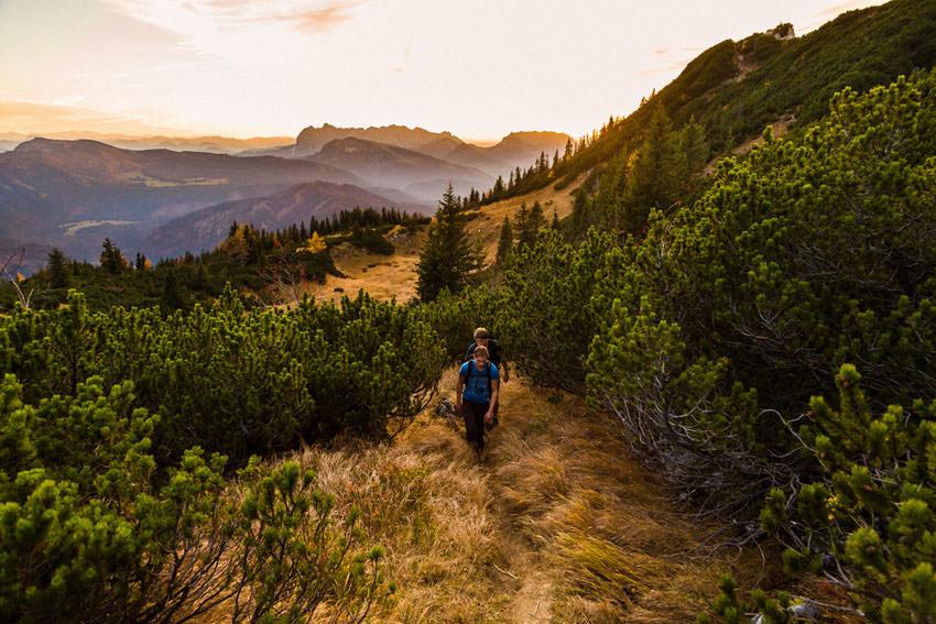 Ruhpolding - Wandern auf die Hoerndlwand