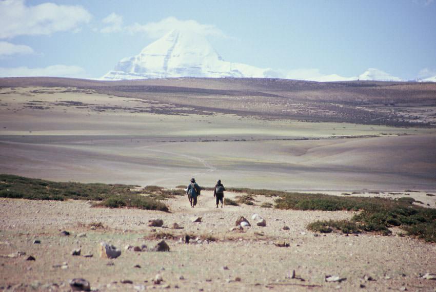 Bergwelten - Kailash Heiliger Berg