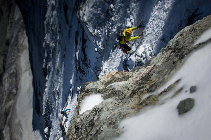 Bergwelten - In der Matterhorn Nordwand